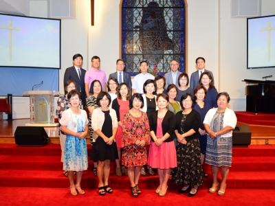 루디아 선교회 헌신예배 / 2017년 5월 23일