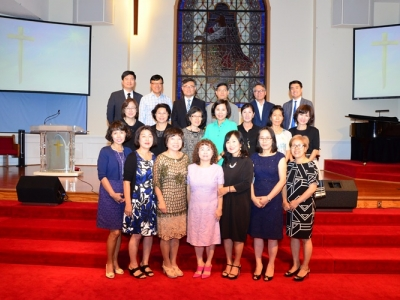 한나 선교회 헌신예배 / 2017년 6월 11일