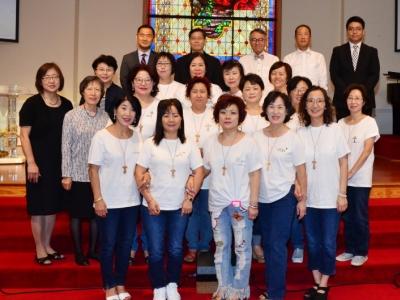 루디아선교회 헌신예배(6/23/19)