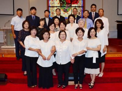 드보라선교회 헌신예배(8.11.19)